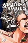 Ataque a los Titanes, Vol. 2 by Hajime Isayama