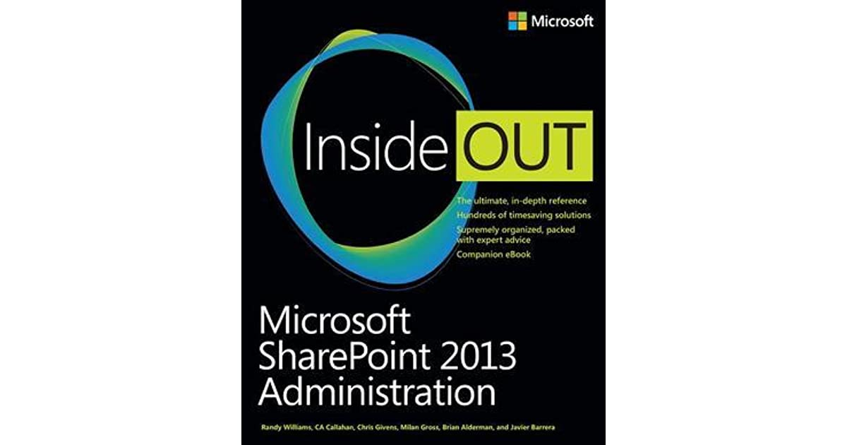 Microsoft Sharepoint 2010 Administrators Companion Ebook