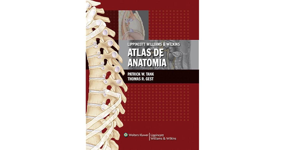 Lww Atlas de Anatomia by Patrick W. Tank (1 star ratings)