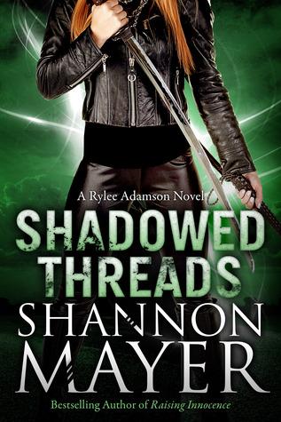 Shadowed Threads (Rylee Adamson, #4)