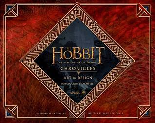 The Hobbit: The Desolation of Smaug - Chronicles III: Art & Design