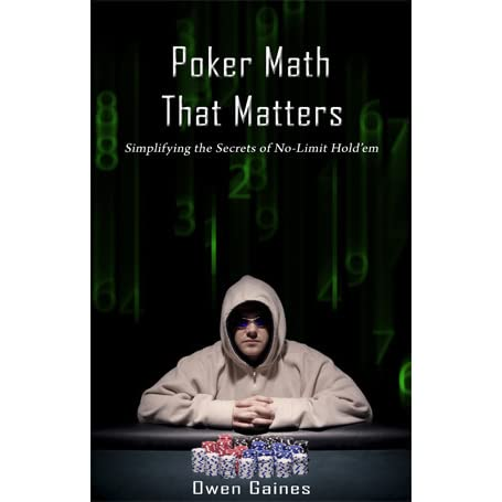 Mathematics Of Poker Ebook