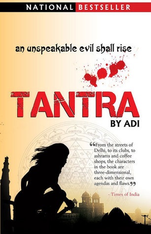Read Tantra The Anu Files 1 By Adi