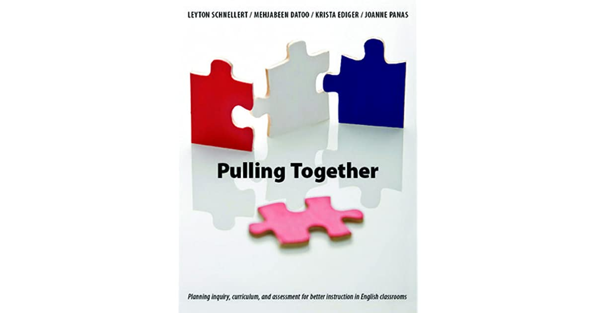 Pulling Together Integrating Inquiry Assessment And Instruction