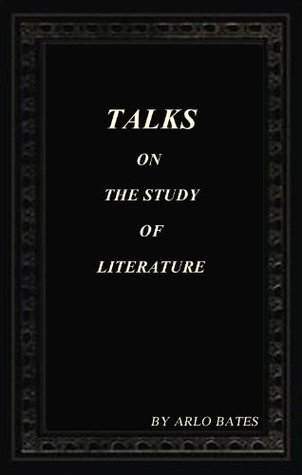 Talks on the study of literature.