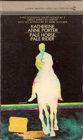 Image result for pale horse pale rider katherine anne porter