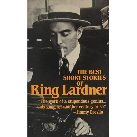 essay on haircut by ring lardner