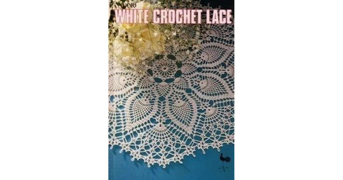 Ondori Crochet Motif Book Japanese