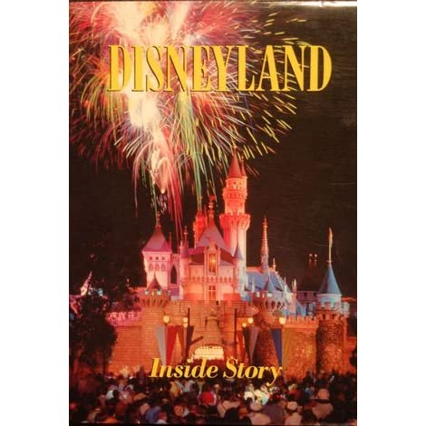 Disneyland inside story by randy bright fandeluxe Choice Image