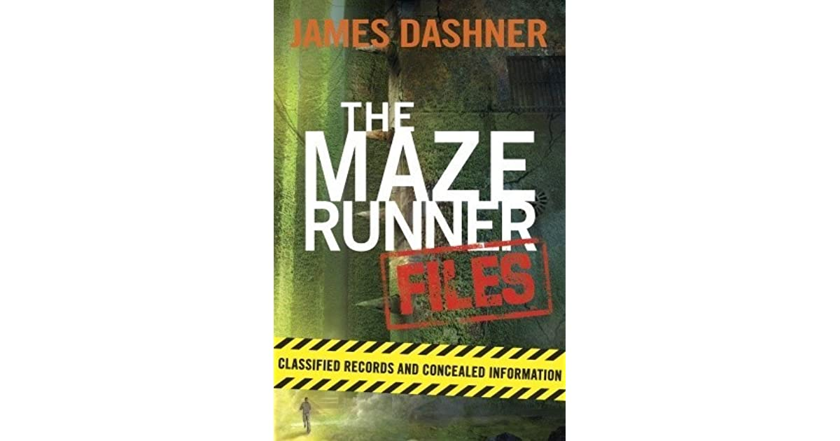 The Maze Runner Files Ebook