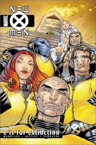 New X-Men, Volume 1 by Grant Morrison