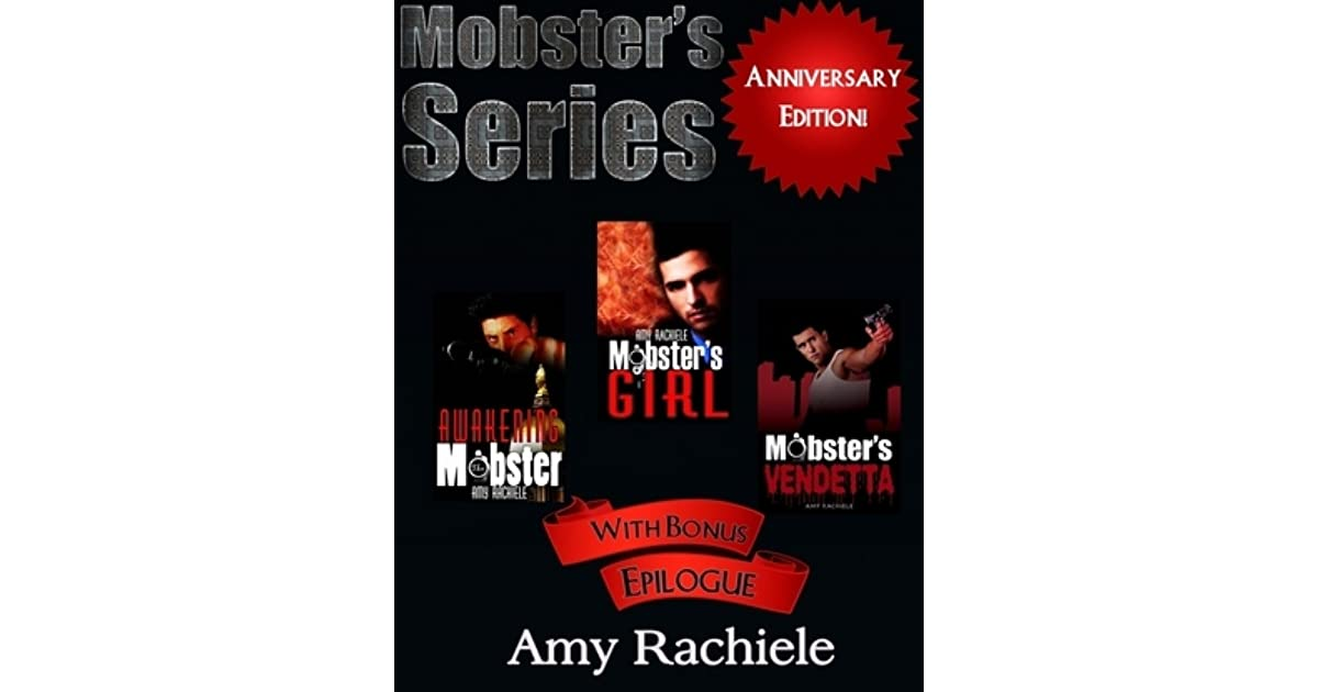 Mobsters Series Boxed Set with Bonus Epilogue (3 books in one)