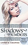 Shadows and Embers (The Magicians, #2)