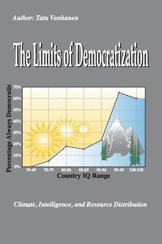 The Limits Of Democratization: Climate, Intelligence, And Resource Distribution