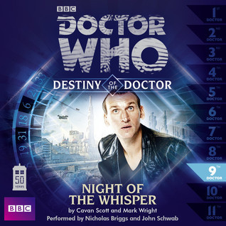 Doctor Who: Night of the Whisper
