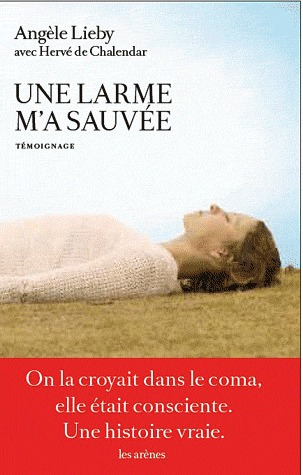 Une Larme M A Sauvee By Angele Lieby