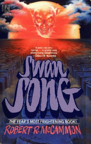 Image result for swan song book