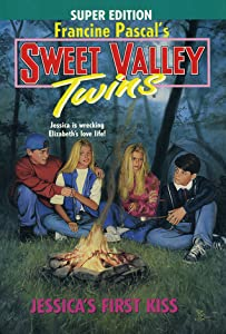 Jessica's First Kiss (Sweet Valley Twins Super Edition #8)