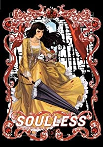 Soulless: The Manga, Vol. 3 (The Parasol Protectorate Manga, #3)