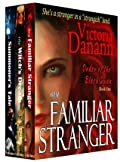 Black Swan 1-3: My Familiar Stranger / The Witch's Dream / A Summoner's Tale