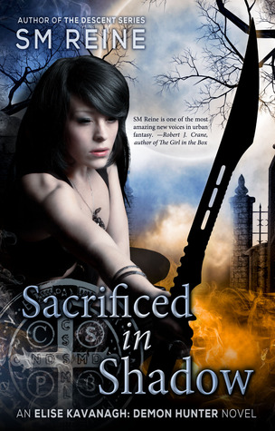 Sacrificed in Shadow (Ascension #1)