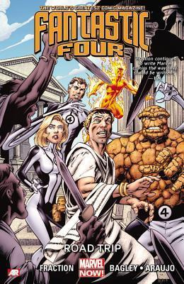 Fantastic Four, Volume 2: Road Trip