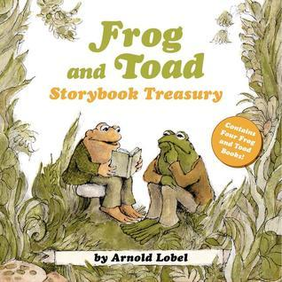 Frog and Toad Storybook Treasury: 4 Complete Stories in 1 Volume! by