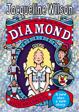 Diamond (Hetty Feather, #4) by Jacqueline Wilson