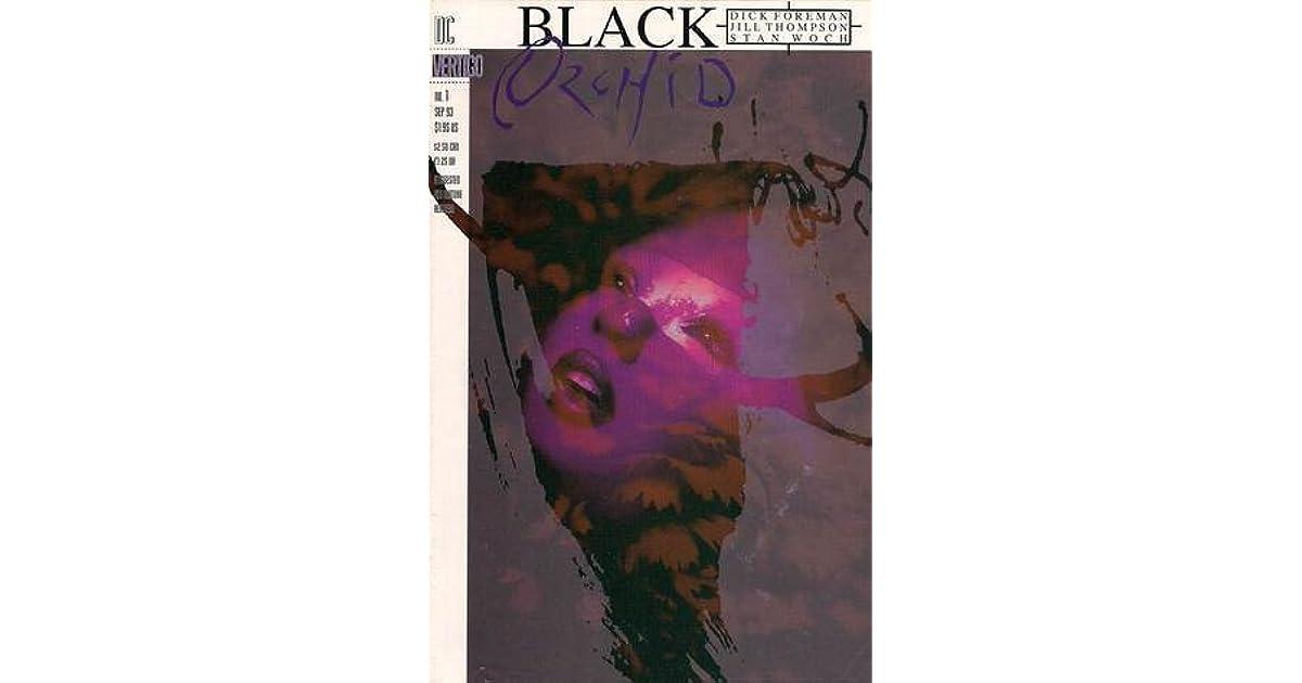#20 Black Orchid Vol 1993-1995 2