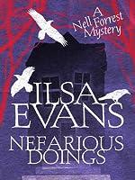 Nefarious Doings (Nell Forrest Mystery #1)
