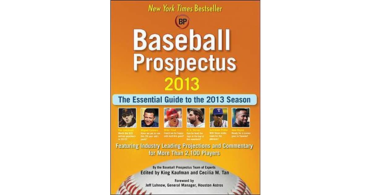 BASEBALL PROSPECTUS 2013 EPUB DOWNLOAD