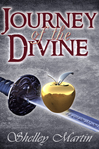 Journey of the Divine (The Shadow Fan Series #3)