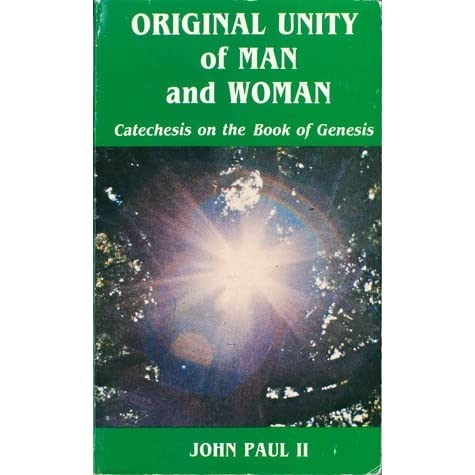 Original unity of man and woman