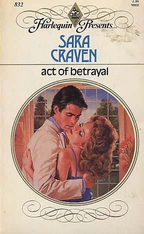 Act of Betrayal by Sara Craven