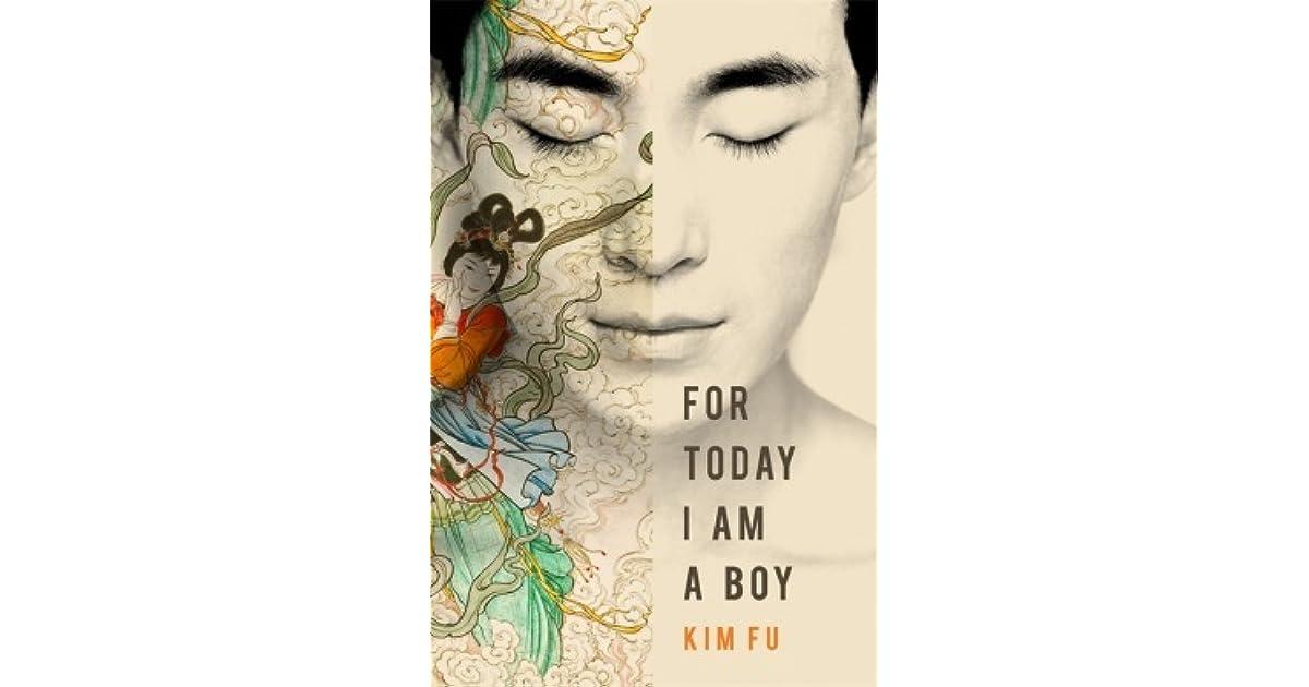 Amazon.com: For Today I Am a Boy (9780544034723): Kim Fu ...