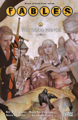 The Good Prince Fables Volume 10