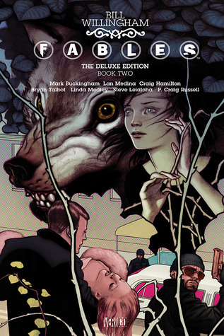 Fables: The Deluxe Edition, Book Two