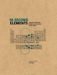 Eric Scerri - 30-Second Elements