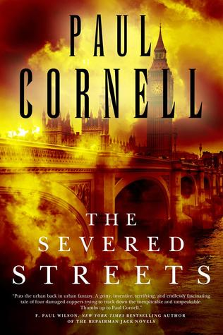 The Severed Streets (Shadow Police, #2)