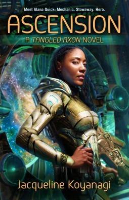 Ascension by Jacqueline Koyanagi