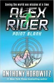 Point Blank (Alex Rider, #2)