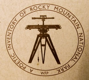 A Poetic Inventory of Rocky Mountain National Park