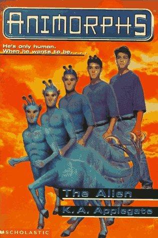 The Alien by K.A. Applegate