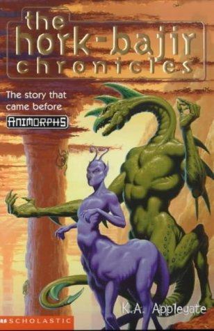 The Hork-Bajir Chronicles by K.A. Applegate