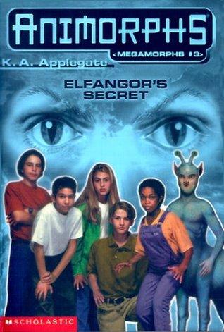 Elfangor's Secret by K.A. Applegate