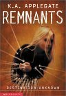 Destination Unknown (Remnants, #2)