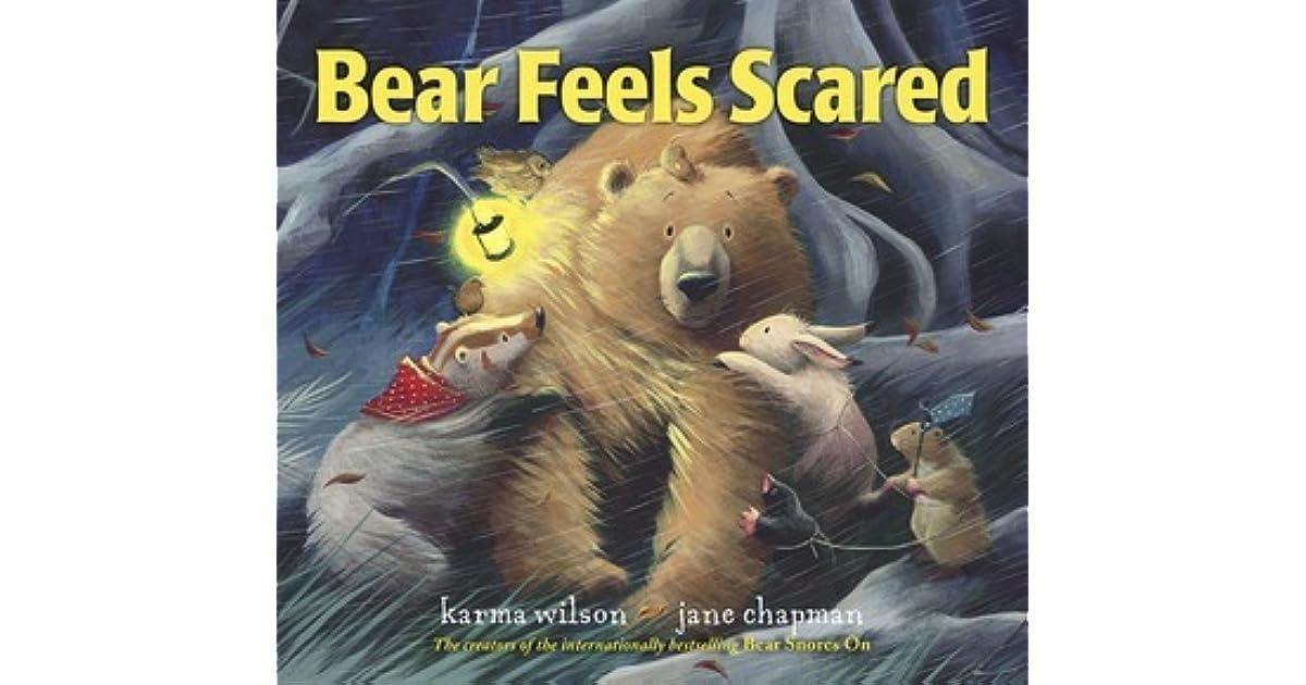 Bear Feels Scared; Bear Feels Sick; Bears Loose Tooth Days with Bear