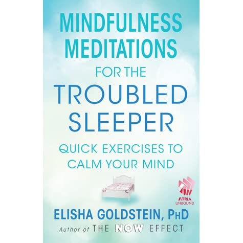 The now effect for the troubled sleeper by elisha goldstein fandeluxe PDF