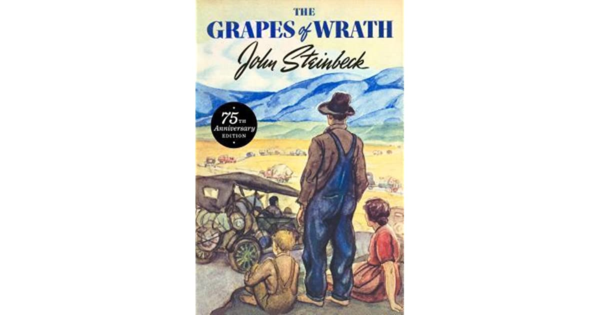 grapes/of/wrath essay [the book is a] mess of silly propaganda, superficial observation, careless infidelity to the proper use of idiom, tasteless pornographical and scatagorical talk -burton rascoe, newsweek while the grapes of wrath was celebrated by many in the initial months after its first publishing, it also.