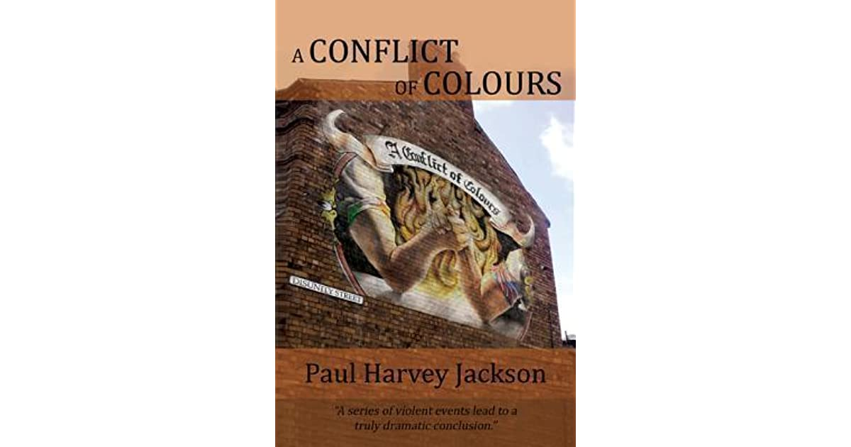 conflict and the color of water The color of waterlook for another tomorrow by sunday, you will have read the whole book james mcbride is a writer, composer, and saxophonist.